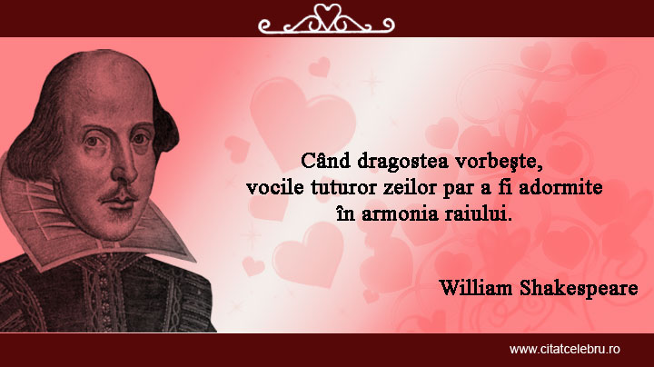 Citaten Shakespeare : Citat celebru citate de dragoste page