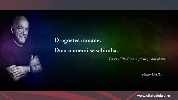 Paulo Coelho - despre dragoste si oameni