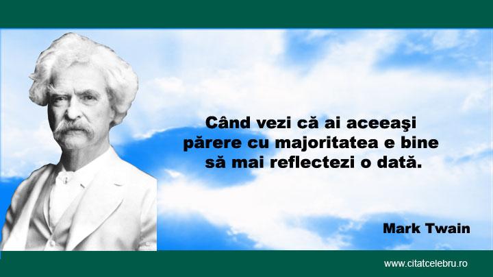 mark twain citate Citat Celebru » Mark Twain mark twain citate