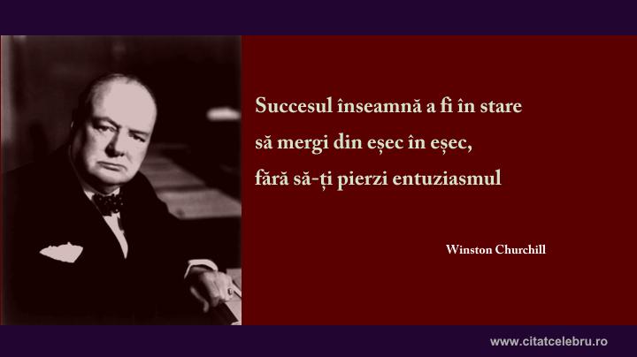 citate succes Citat Celebru » succes citate succes