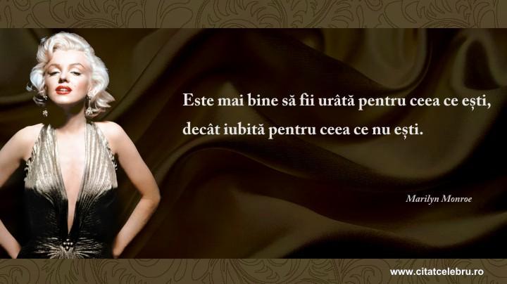 marilyn monroe citate Citat Celebru » Marilyn Monroe marilyn monroe citate