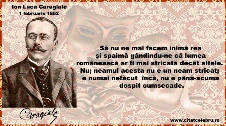 citate despre il caragiale Citat Celebru » Ion Luca Caragiale » Page 2 citate despre il caragiale